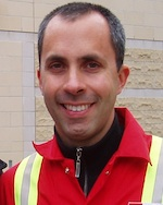 Bill Coltart, PCP Comox, BC.  Founding Director